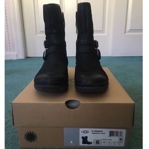 Ugg Simmens Leather Boot